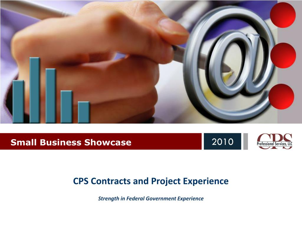 CPS Contracts and Project Experience