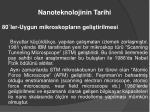 nano teknolojinin tarihi1
