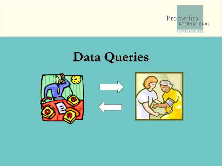 Data Queries