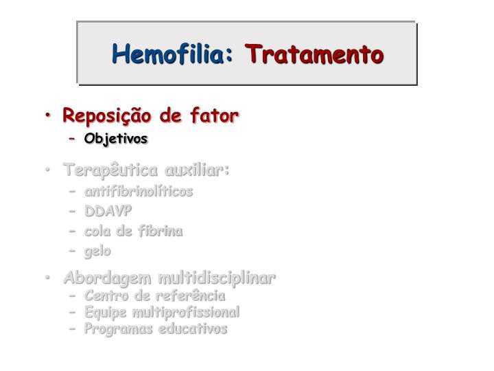 Hemofilia: