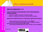office of adolescent health2