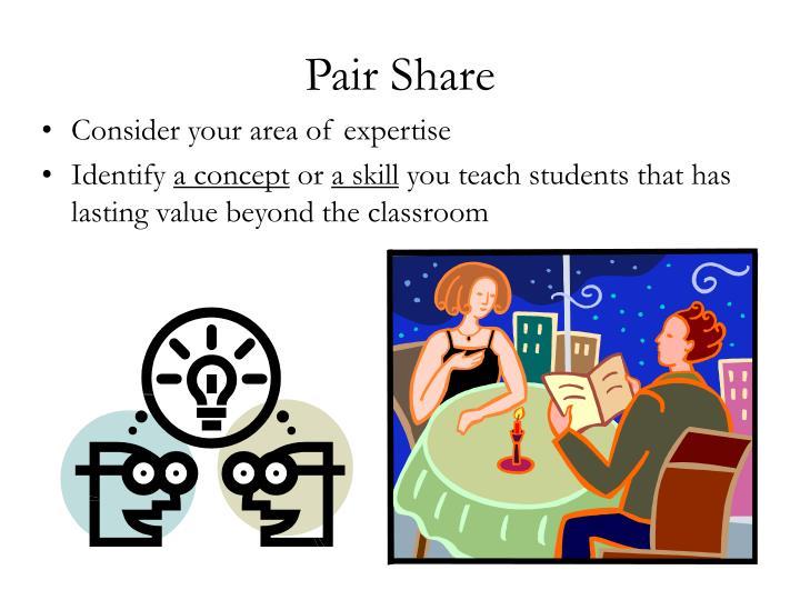 Pair Share