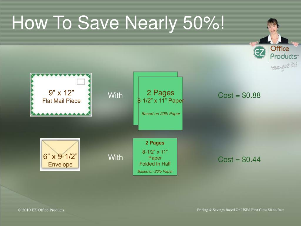 How To Save Nearly 50%!
