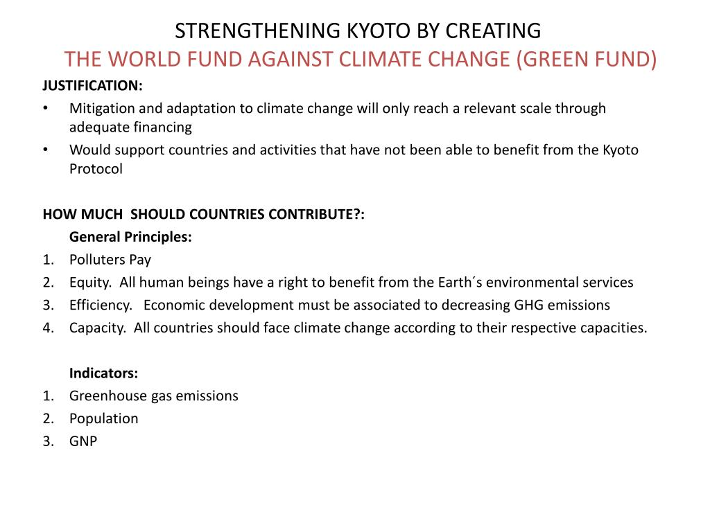 STRENGTHENING KYOTO BY CREATING