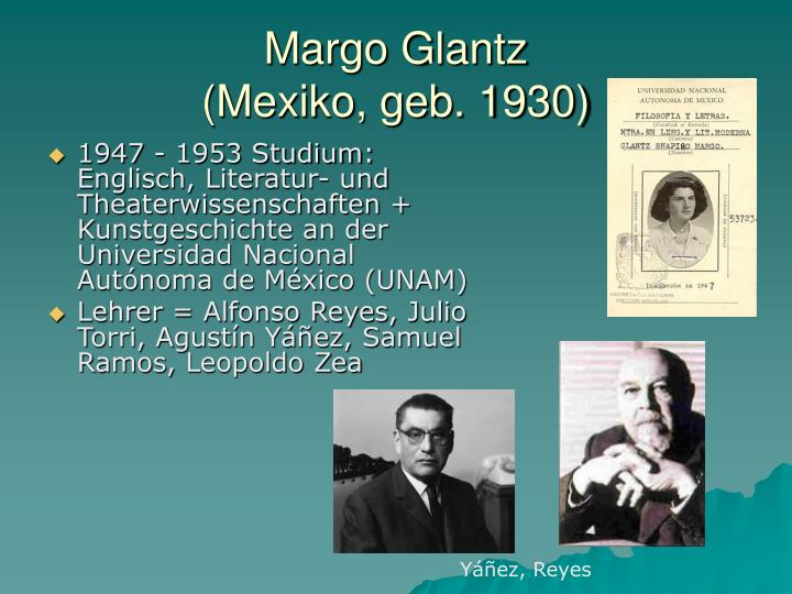 Margo Glantz