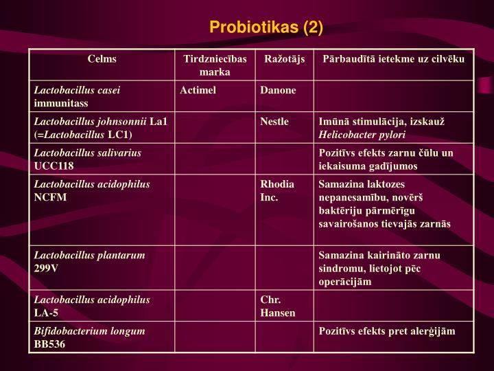 Probiotikas (2)