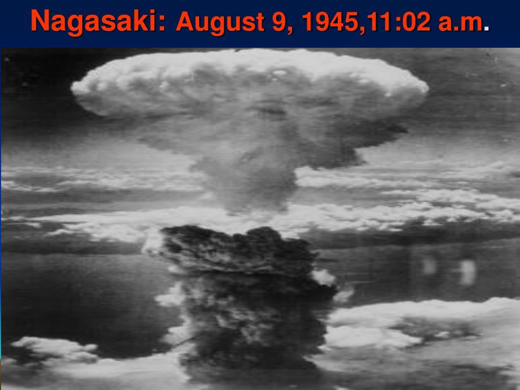 Nagasaki: