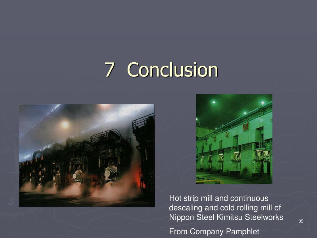 7  Conclusion