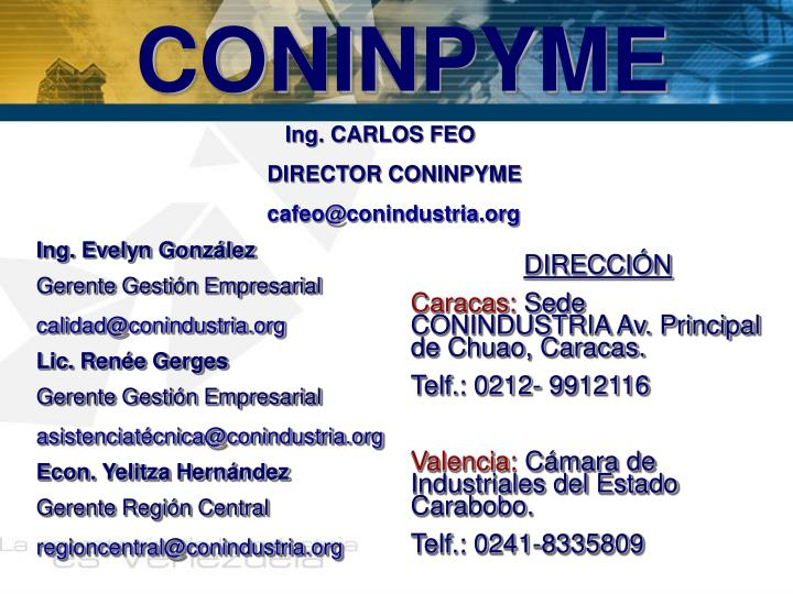 CONINPYME