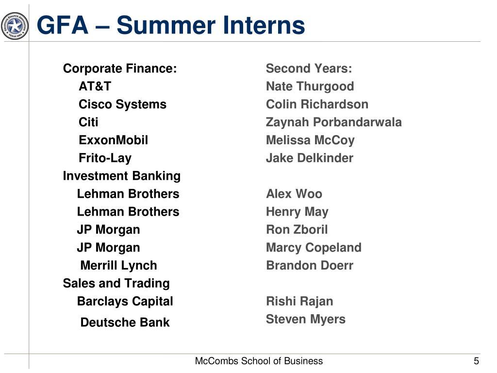 Corporate Finance: