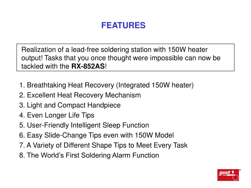 1. Breathtaking Heat Recovery (Integrated 150W heater)