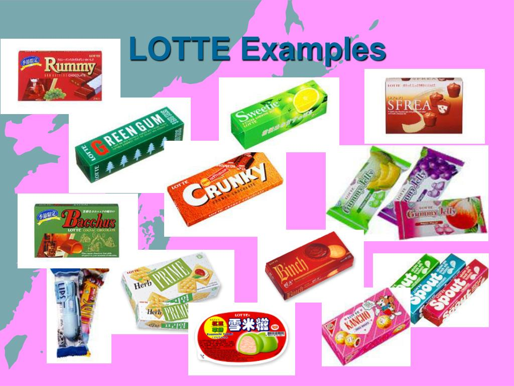 LOTTE Examples