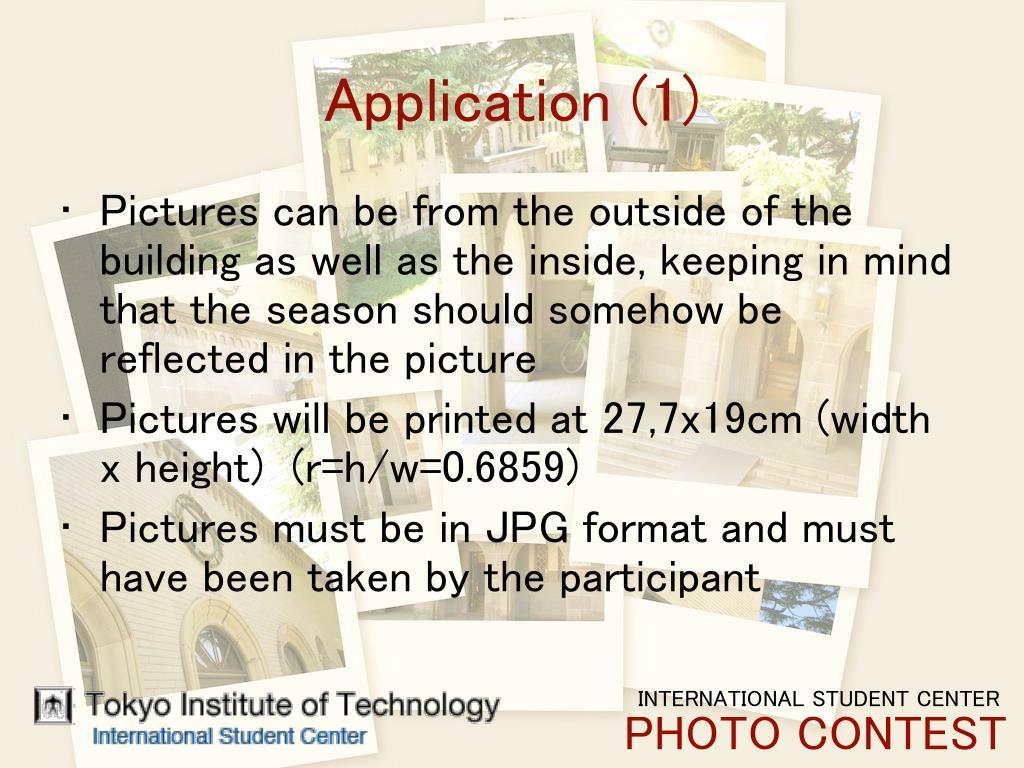 Application (1)