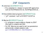 jsf conponents