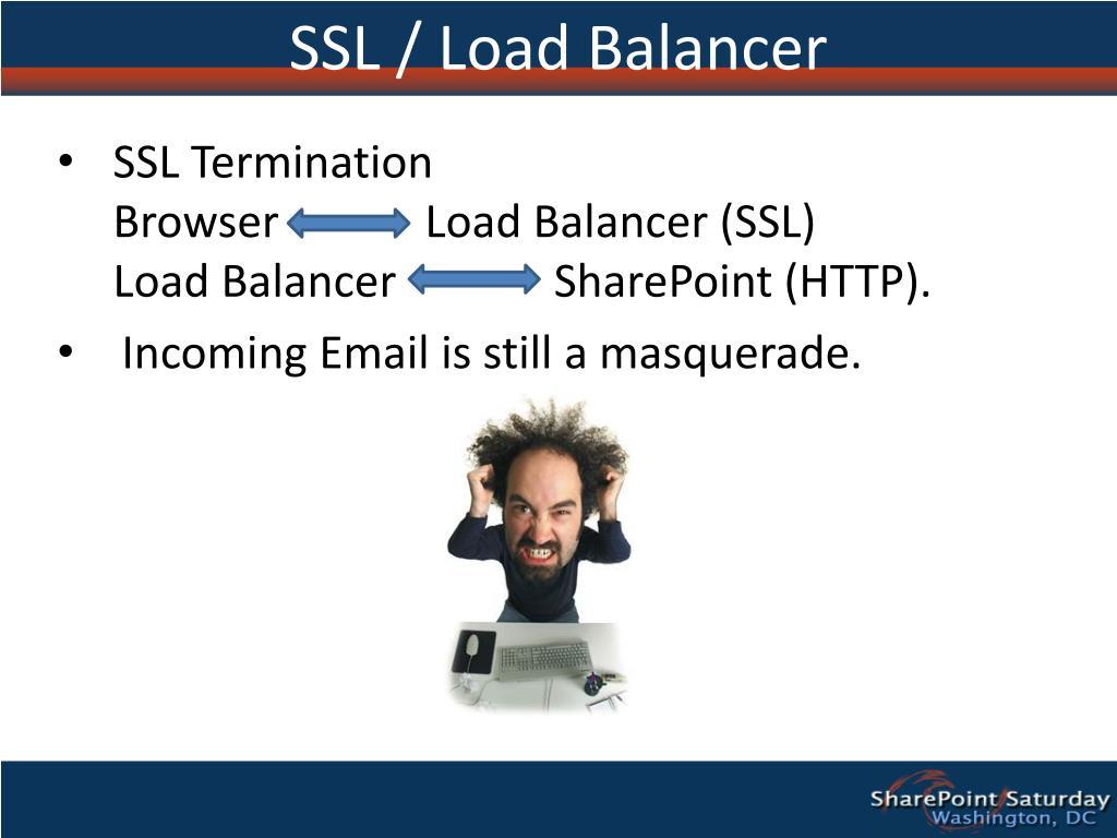 SSL / Load Balancer