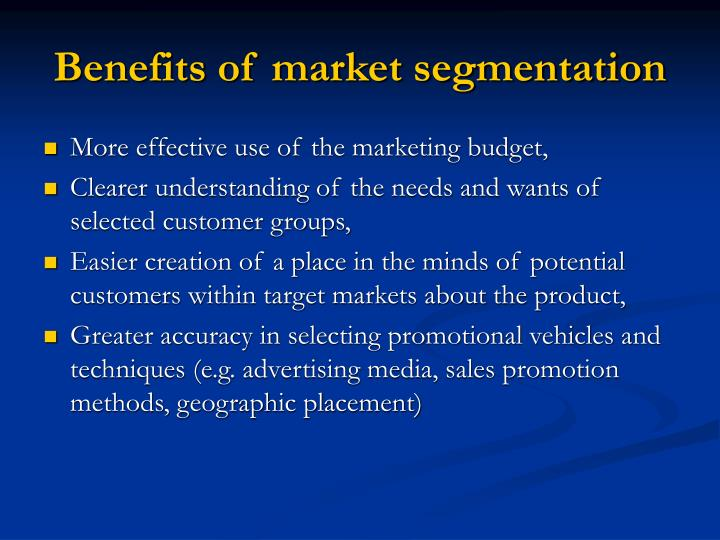 market segmentation of maggie Market segmentation consumer & business market segmentation, geographic segmentation, demographic segmentation, psychographic segmentation, behavioral segmentation.