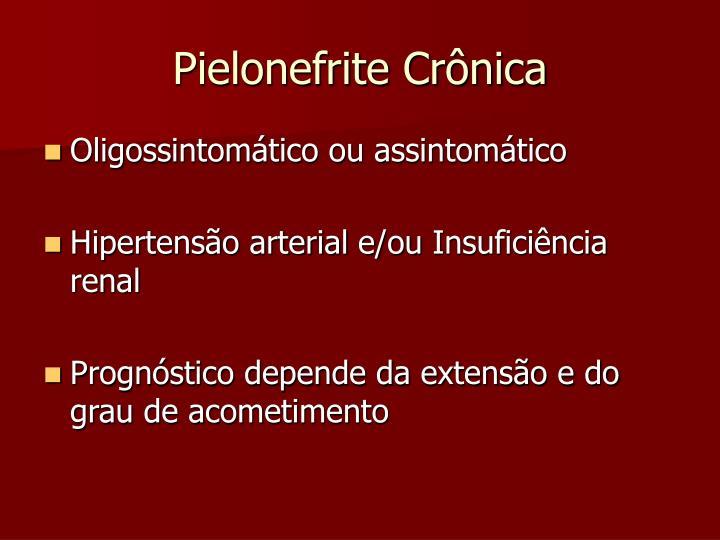 Pielonefrite Crônica