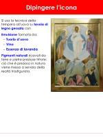 dipingere l icona