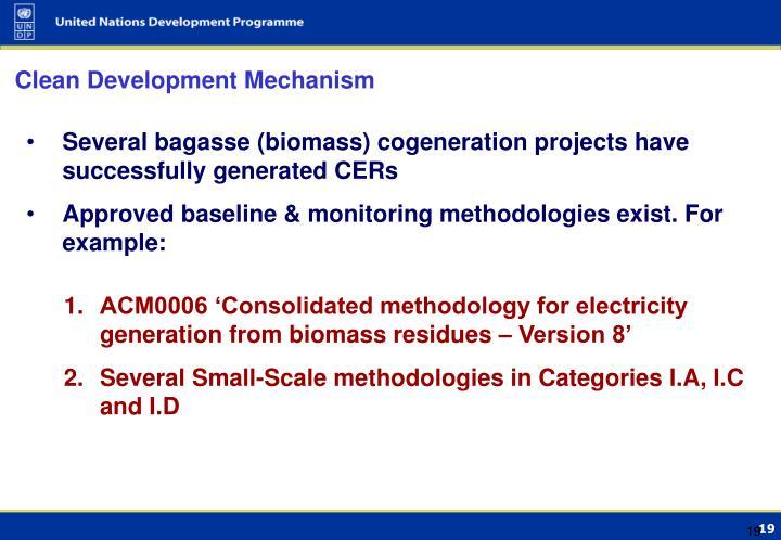 Clean Development Mechanism