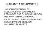 garantia de aportes1