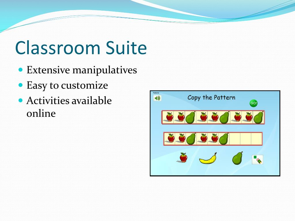 Classroom Suite