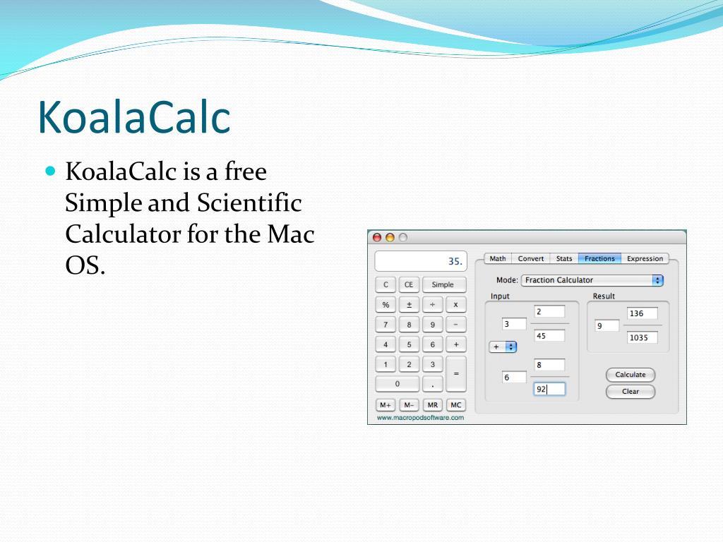 KoalaCalc