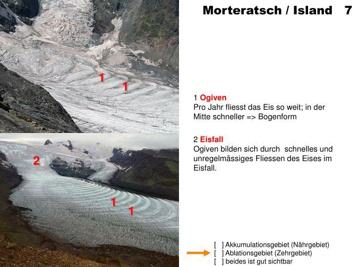 Morteratsch / Island   7