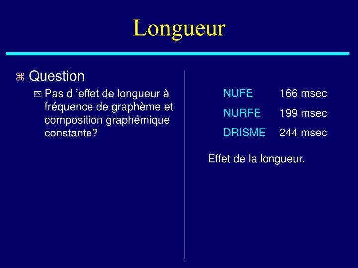 Longueur