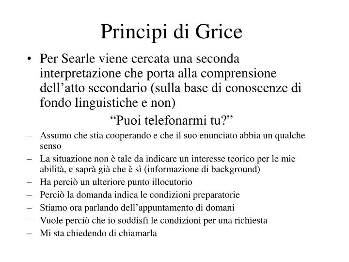 Principi di Grice