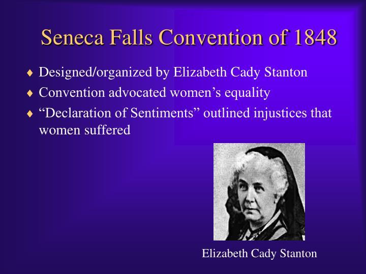 Seneca Falls Convention of 1848