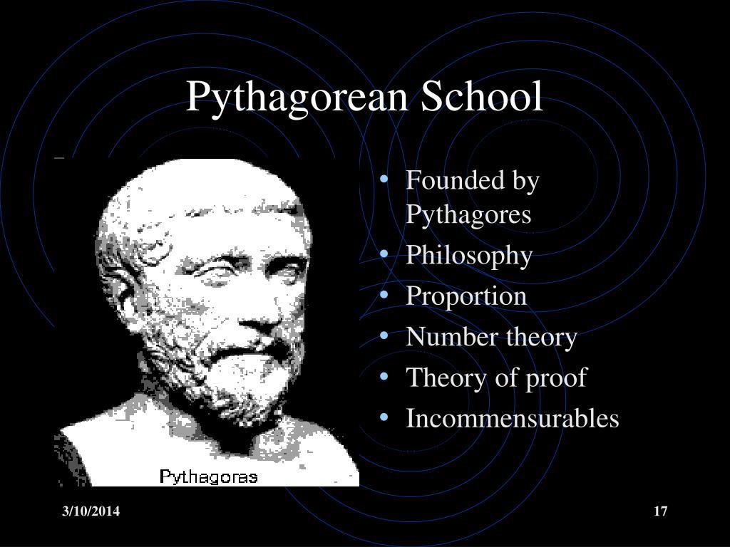 Pythagorean School