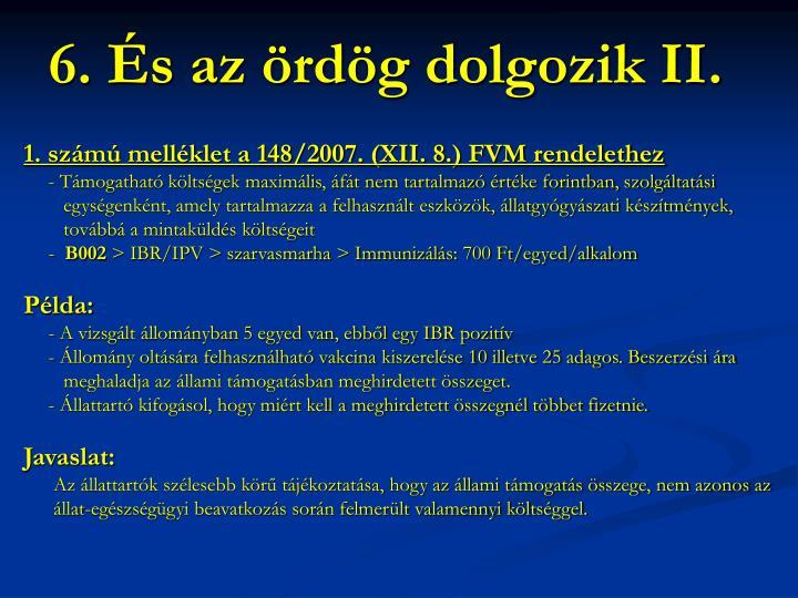 1. számú melléklet a 148/2007. (XII. 8.) FVM rendelethez
