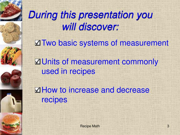 During this presentation you will discover