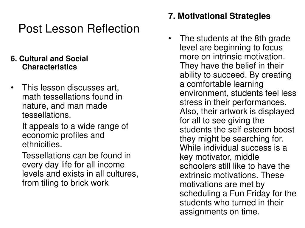6. Cultural and Social Characteristics