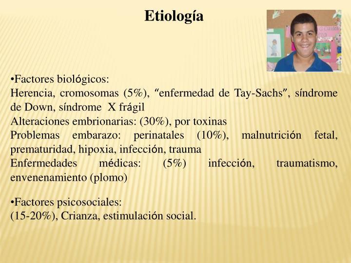 Etiolog