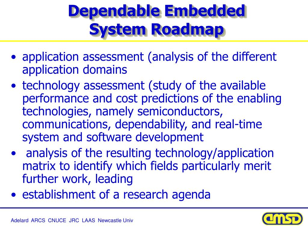 Dependable Embedded