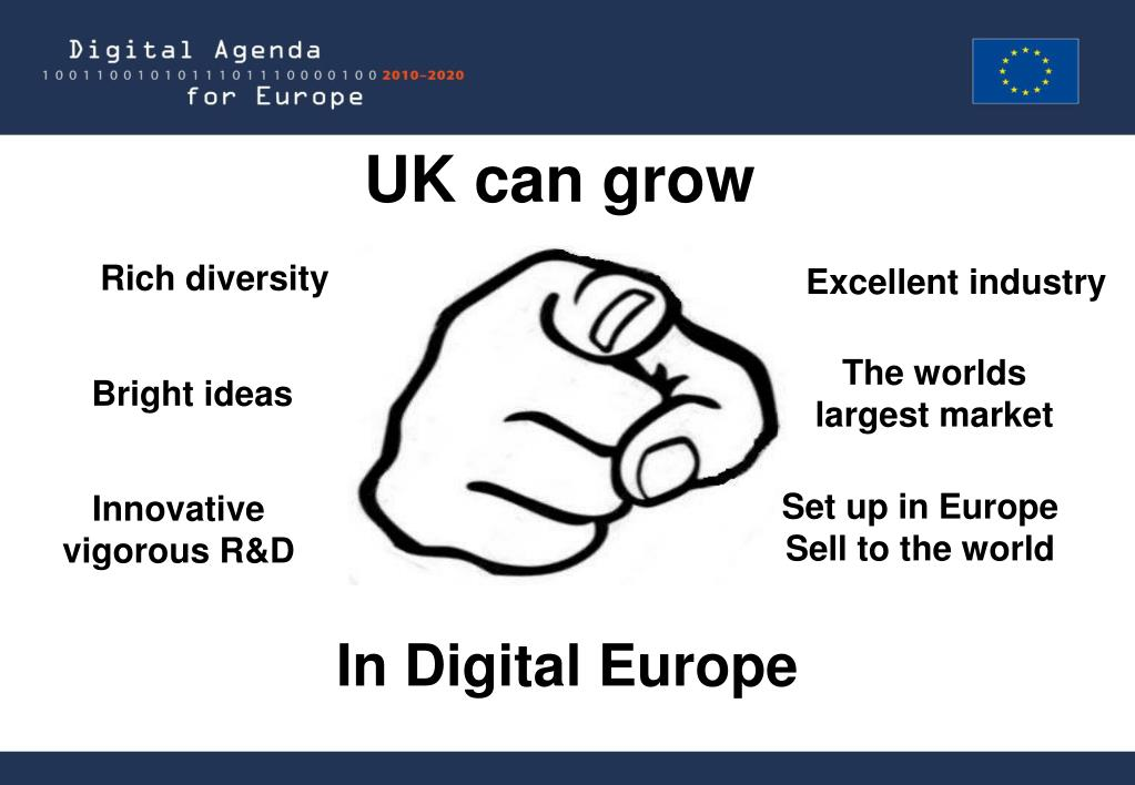 UK can grow