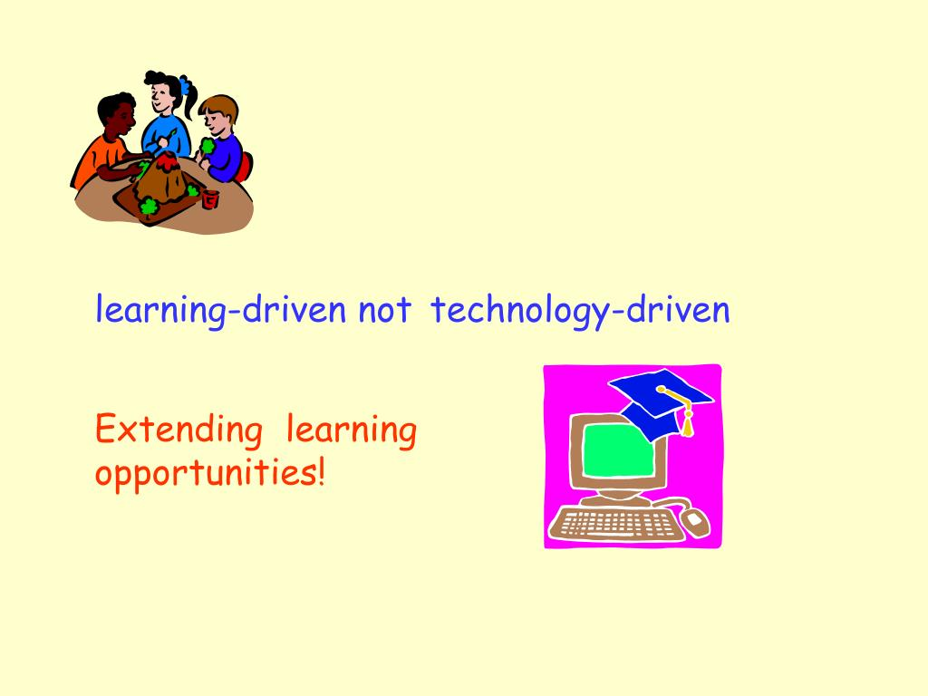 learning-driven not