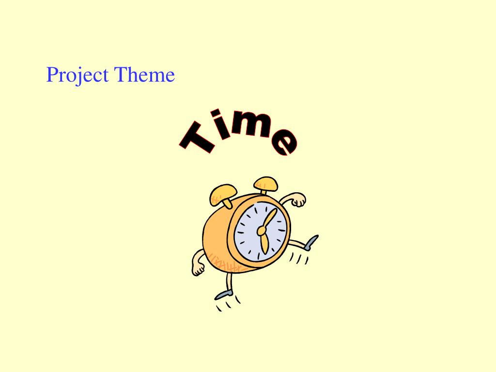 Project Theme