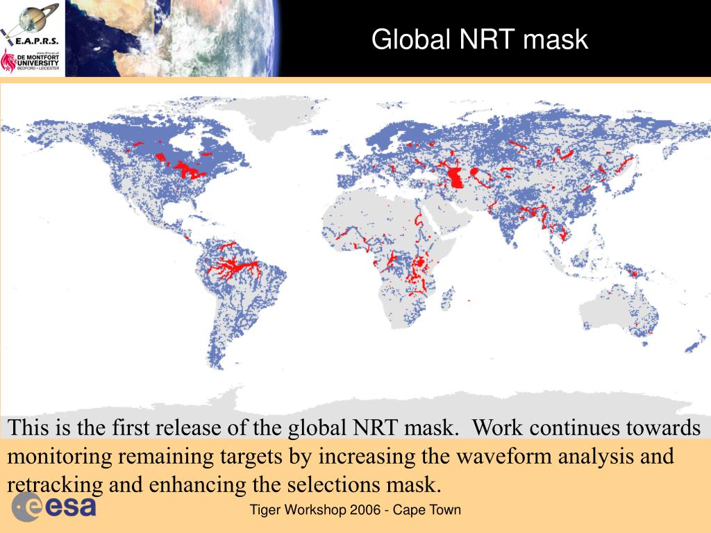 Global NRT mask