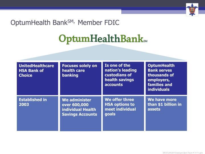 OptumHealth Bank