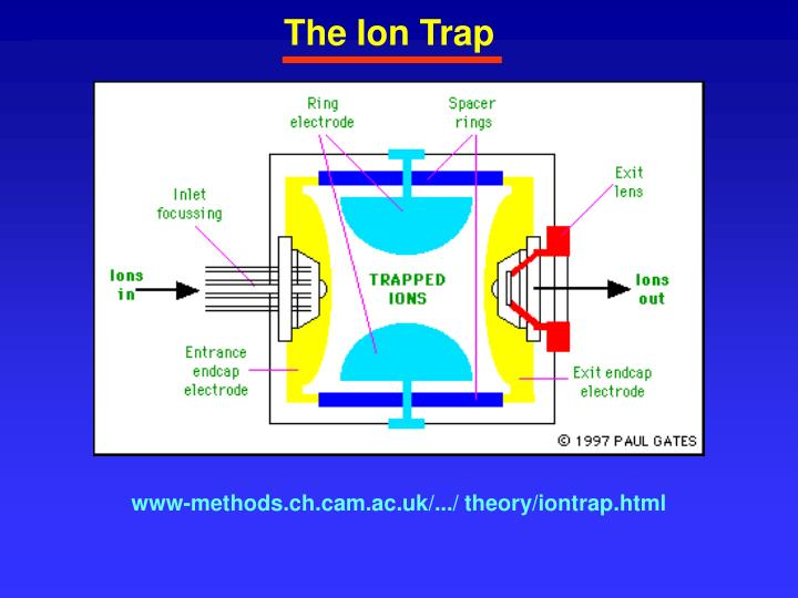 The Ion Trap