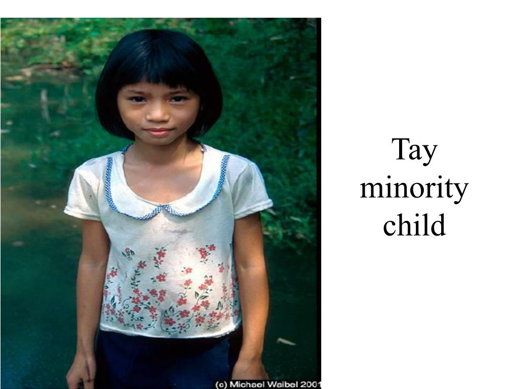 Tay minority child