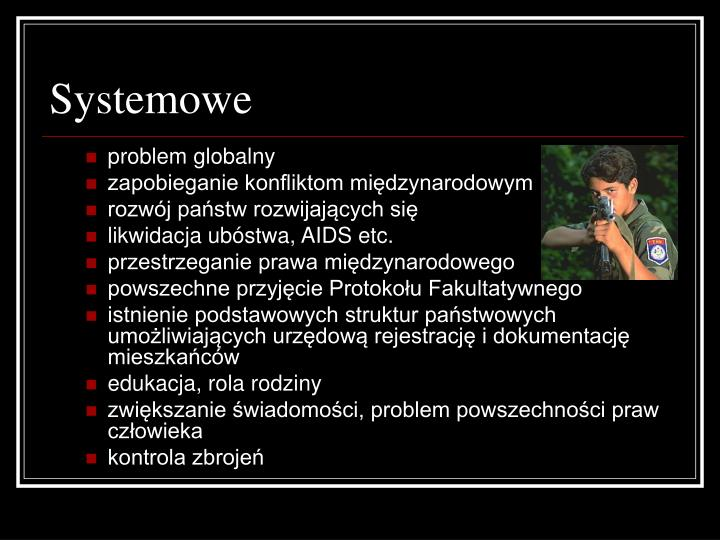 Systemowe