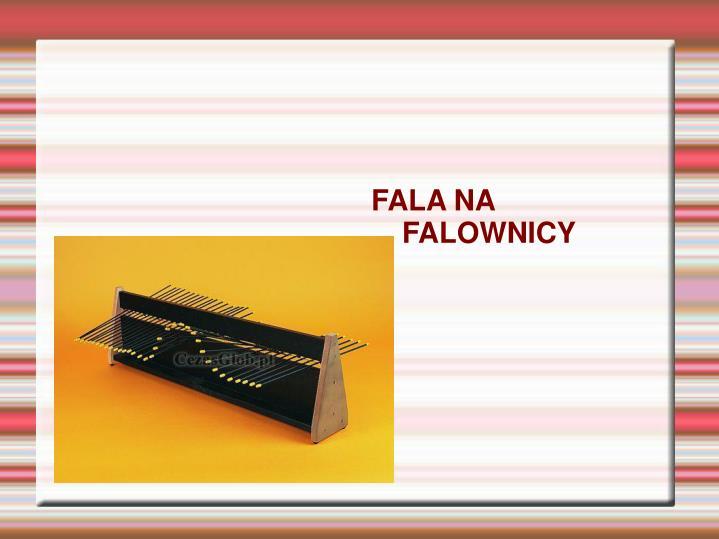 FALA NA FALOWNICY
