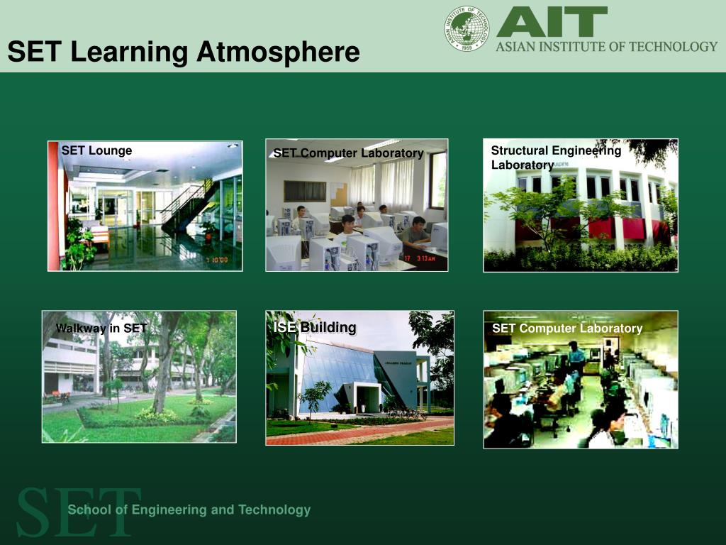 SET Learning Atmosphere