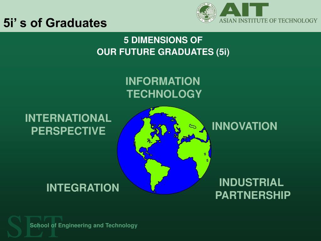 5i' s of Graduates