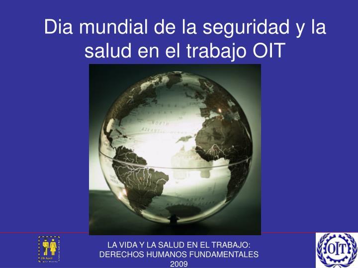 PPT - El Programa Mundial de la OIT sobre Seguridad y
