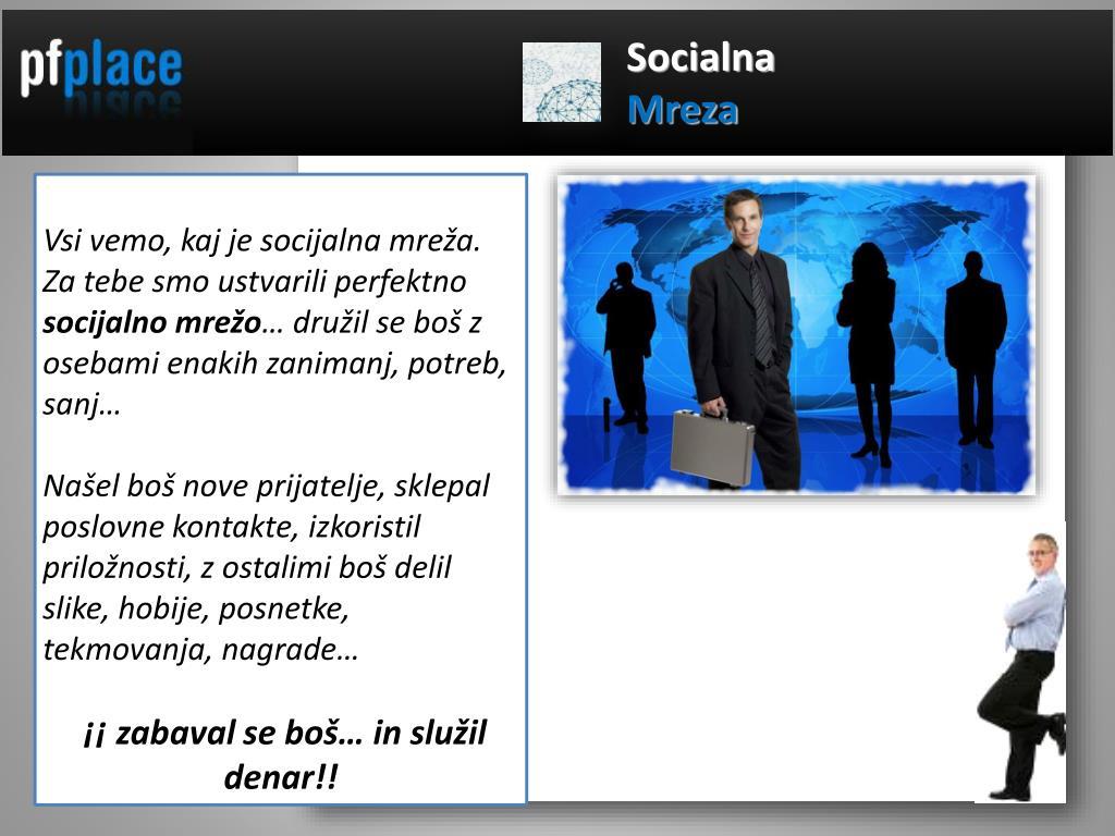 Socialna