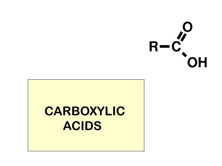 CARBOXYLIC